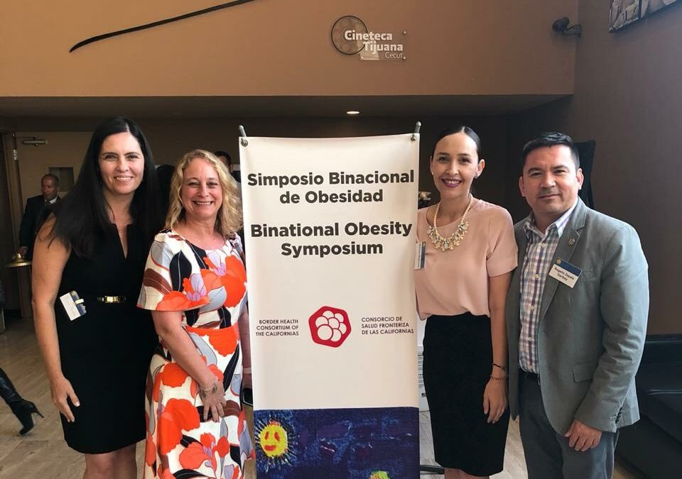 PRESENCE OF THE BBHTN IN III BINATIONAL SYMPOSIUM OF OBESITY