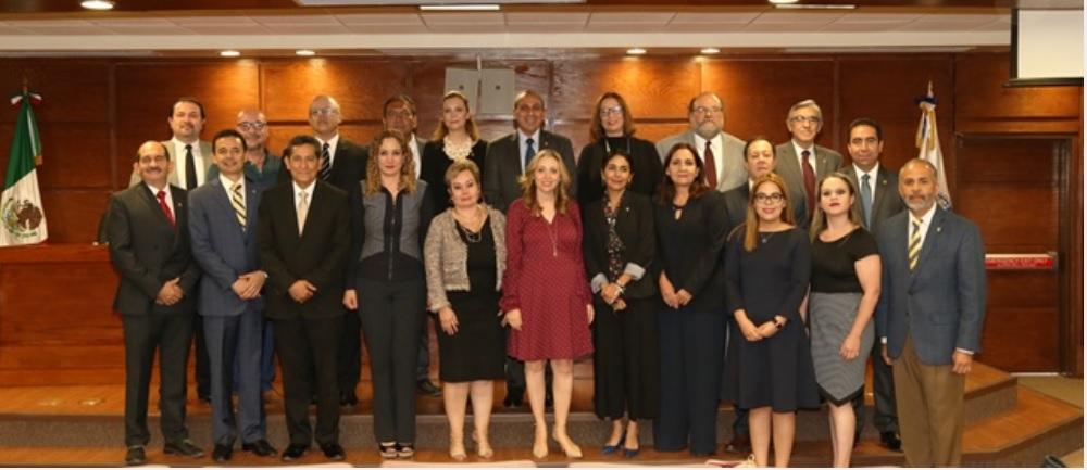 Felicidades a Colega Investigadora por su nuevo Cargo en la UACJ