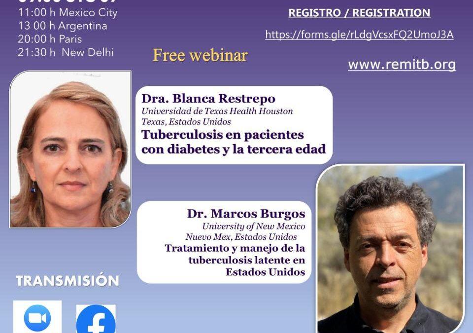 Segunda sesión del Foro Internacional de Tuberculosis