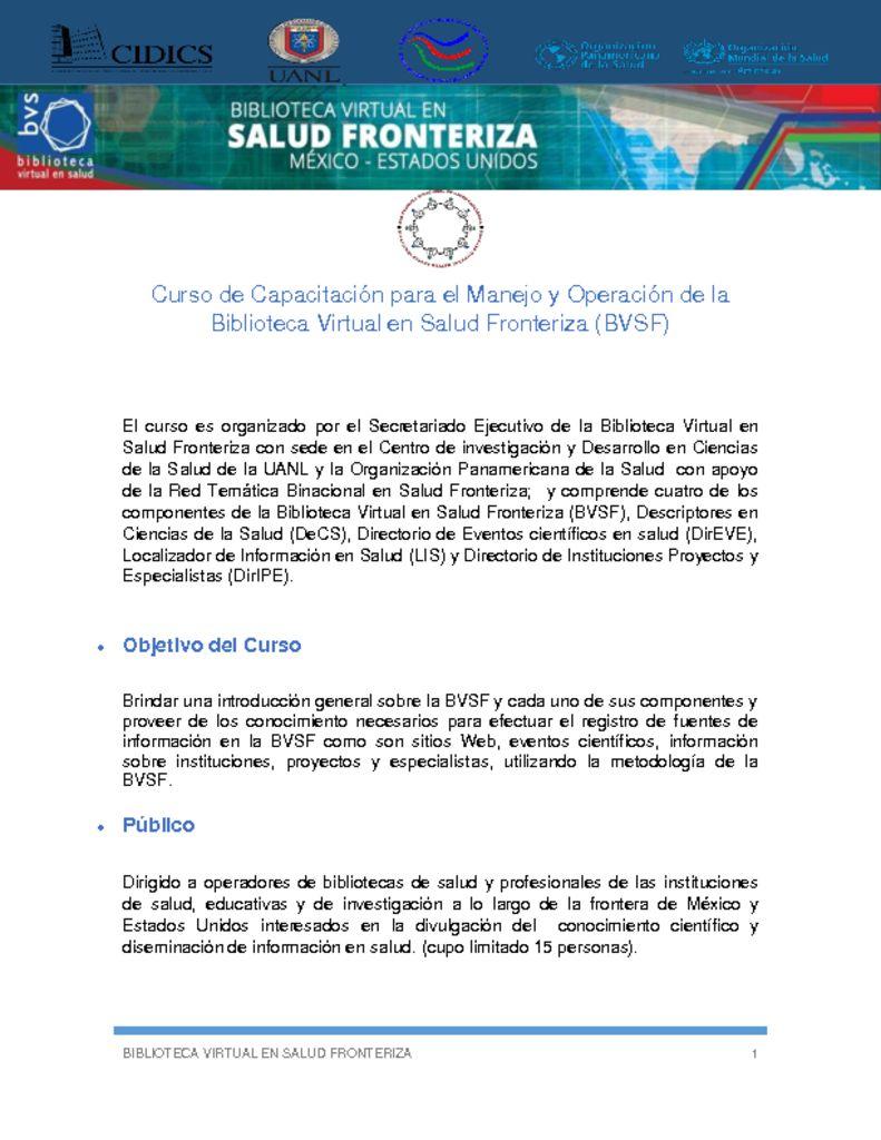 thumbnail of BibliotecaVirtualSaludFronteriza_programa